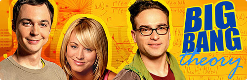 BIG BANG THEORY promo
