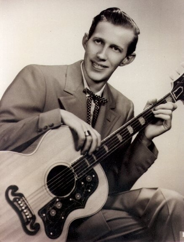 A young Porter Wagoner in Nashville!