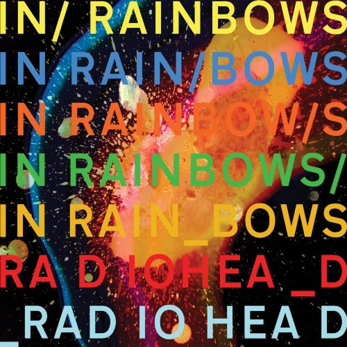 "Radiohead's ""In Rainbows"" cover art! (Dec. 20, 2007)"