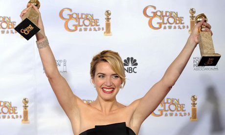 two-fisted Kate Winslet!