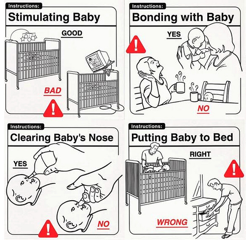 Wry Baby babyrules #3