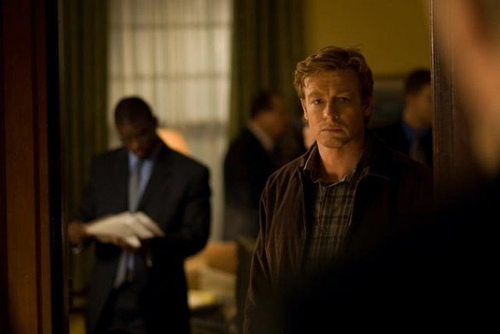 Simon Baker in NOT FORGOTTEN