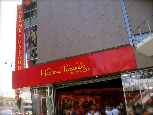 Madame Tussauds Hollywood #1